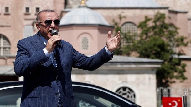 Die dramatische Kehrtwende der Türkei