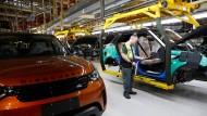 Jaguar Land Rover kündigt 5000 neue Arbeitsplätze an