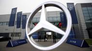 Bastard-Beschimpfung kostet Daimler-Manager den Job