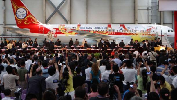 Airbus wird immer chinesischer