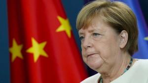 EU fordert Zugeständnisse von China