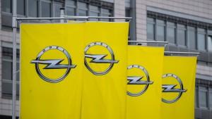 Ein Opel für die Übernahme