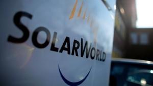 Dieses Unternehmen fordert 800 Millionen von Solarworld