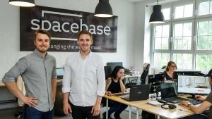 Start-up-Atmosphäre kann man mieten