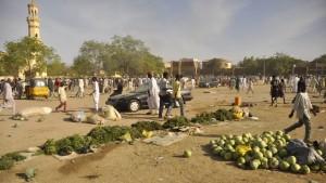 Der Terror lähmt Nigerias Norden