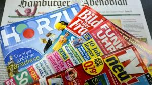 Kartellamt: Funke darf Springer-Zeitungen und Frauentitel kaufen