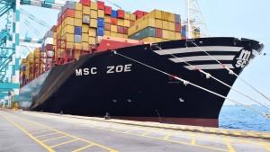 Skepsis gegen Riesenschiffe
