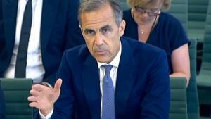 Britische Notenbank erwägt weitere Zinssenkung