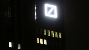 Einigt sich die Deutsche Bank dieses Wochenende mit Amerika?