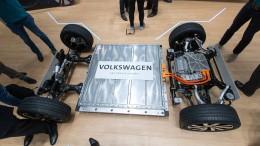 VW richtet sich immer stärker nach Ostasien aus