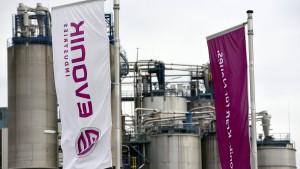 Chemiekonzern Evonik macht mehr Umsatz