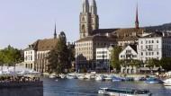 Frankenstärke brockt Schweizer Notenbank Milliardenverlust ein