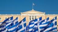 Konjunkturdaten aus Griechenland