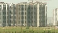 Mittelstand in Indien drängt an Stadtrand