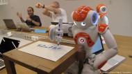 Roboter erobern sich immer mehr Arbeitsbereiche