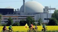 Wirtschaftlicher Niedergang einer Atomkraftgemeinde