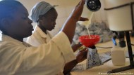 Lebensmittelkontrollen in Afrika