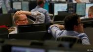 Brexit erschüttert junge Finanzbranche