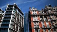 Preissturz auf Londoner Immobilienmarkt