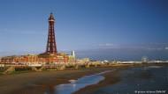 Das merkwürdige Seebad Blackpool