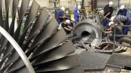 Auftragseinbruch bei sächsischen Maschinenbauern