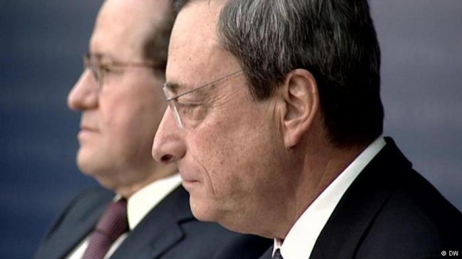 Draghi gegen Weidmann