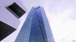 Die EZB und ihr neuer Glaspalast