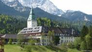 Das Gipfel-Hotel Schloss-Elmau