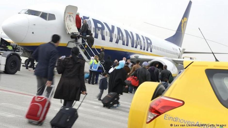 Ryanair setzt auf Berlin