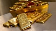 Moderner Goldrausch - Investoren suchen Sicherheit
