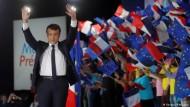 Frankreichs Wirtschaft schwächelt