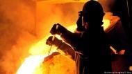 Gerät der deutsche Stahl ins Hintertreffen?