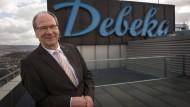 """Der Mission der Debeka """"Alles für den Kunden"""" hat sich auch der Vorstandsvorsitzende Uwe Laue verschrieben."""