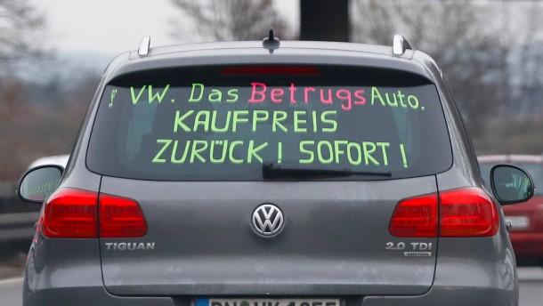 Warum Volkswagen vielleicht Millionen Autos zurücknehmen muss