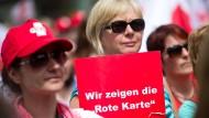 Erzieher weiten Kita-Streik auf ganz Deutschland aus