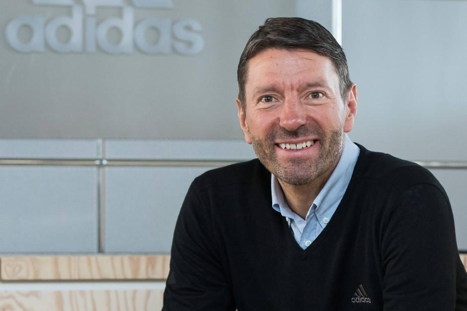 Nutzt die Gunst der Stunde: Beim Technologiefestival Dreamforce machte sich der Adidas-Vorstandsvorsitzende Kasper Rorsted auf die Suche nach neuen Mitarbeitern.