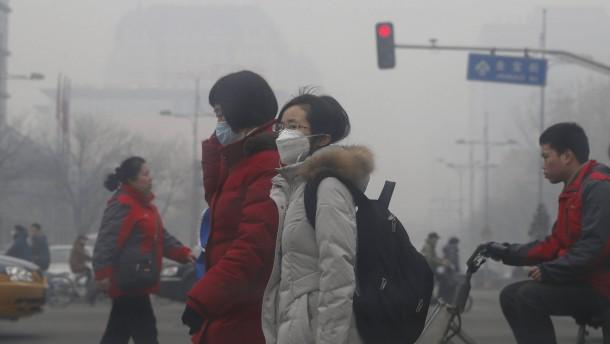 Chinas kaputte Umwelt
