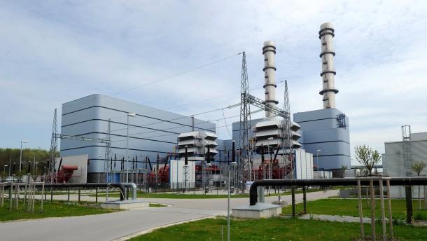Süddeutschland braucht neue Gaskraftwerke
