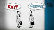 """Was bedeutet eigentlich """"Grexit""""?"""