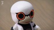 Dieser kleine Roboter sieht, wie du drauf bist