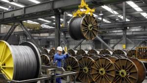 Job-Boom in der Metallindustrie