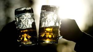 Die Deutschen haben weniger Durst auf Bier
