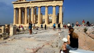 EU stellt fest: Statistiken aus Athen mangelhaft