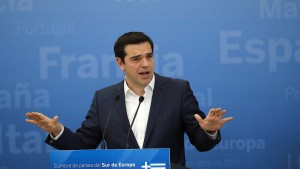 Athen führt die Gläubiger an der Nase herum