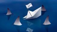 Ließe man Zypern kentern, wären die Banken pleite und der Staat auch