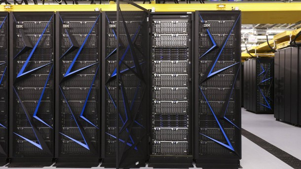 Deutschland will den Supercomputer