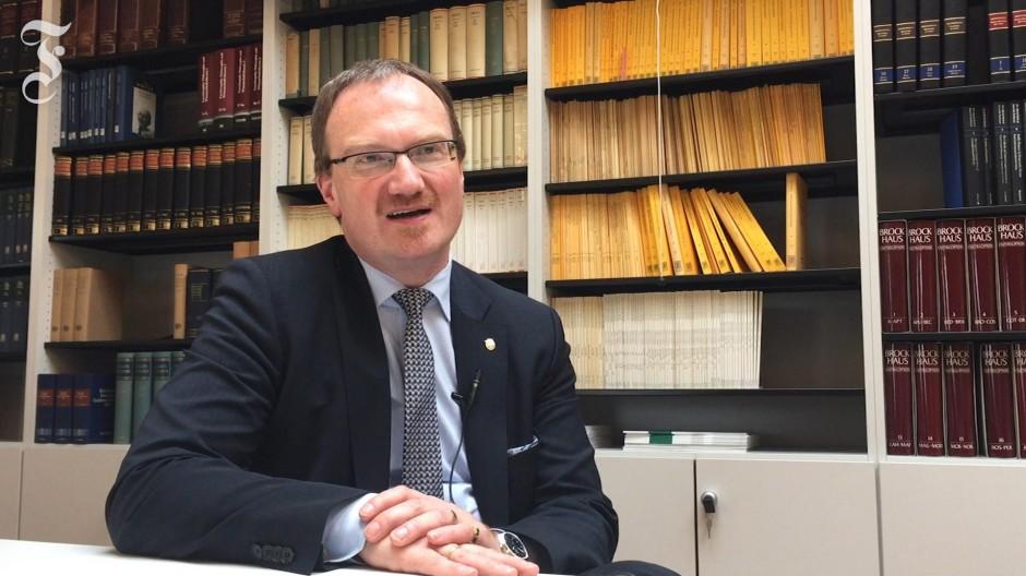 Der Wirtschaftsweise Lars Feld im Interview