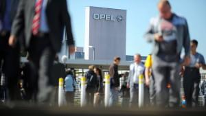 Neue Sorgen um Opel in Rüsselsheim