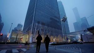 Warum der Klimaschutz in China warten muss