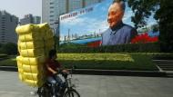 Vater des chinesischen Wirtschaftswunders: Deng Xiaoping (1904–1997) leitete vor vierzig Jahren die außenpolitische und ökonomische Öffnung des Landes ein.